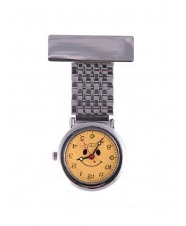 Reloj para enfermeras Jururawat Happy Face