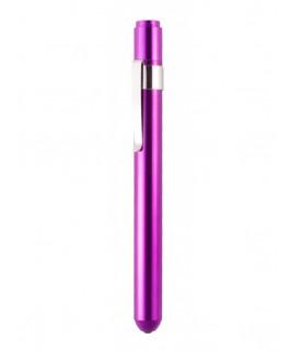 Bolígrafo Luz LED Violeta