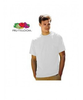 Camiseta Blanca Hombre