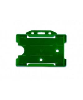 Porta tarjetas Verde