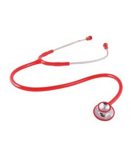 Estetoscopio Básico Súper Rojo