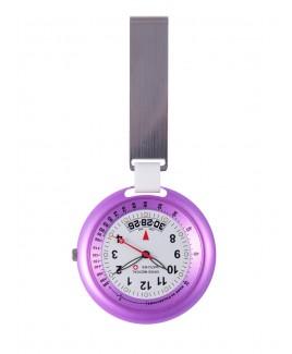 Reloj Médico Suizo Violeta