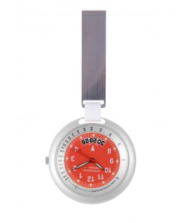 Swiss Medical Reloj Professional Line Plata Rojo - Limited Edition