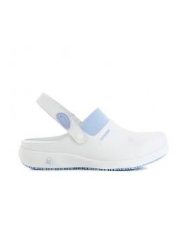 Oxypas Doria Blanco/Azul
