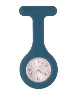 Reloj Enfermera Silicona estándar Azul Marino