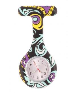 Reloj enfermera Silicona Wave