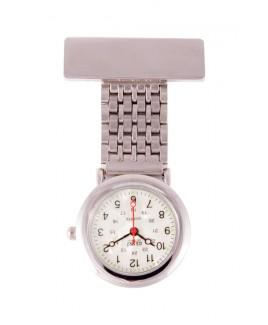 Reloj para enfermeras Jururawat Plata