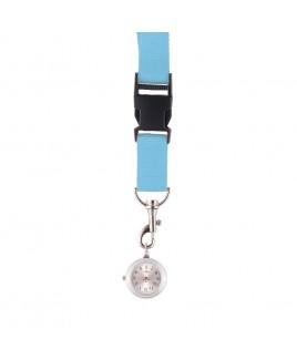Reloj colgante para Enfermeras Azul Claro