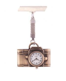 Reloj  Cámara Bronce