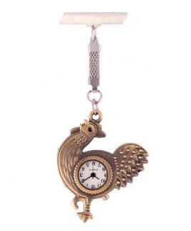 Reloj de Enfermeras Gallo Bronce