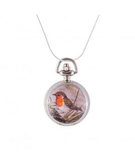 Collar Colgante Reloj NOC511-01