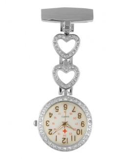 Reloj Love Plata