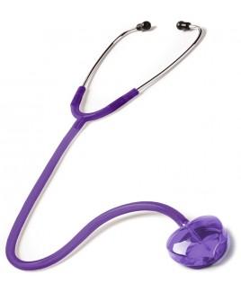 Estetoscopio Clear Sound - Heart Edition Violeta